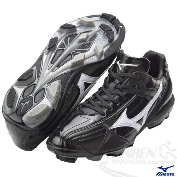 MIZUNO美津濃棒壘球鞋(黑)棒球壘球適用FRANCHISEFEDITION