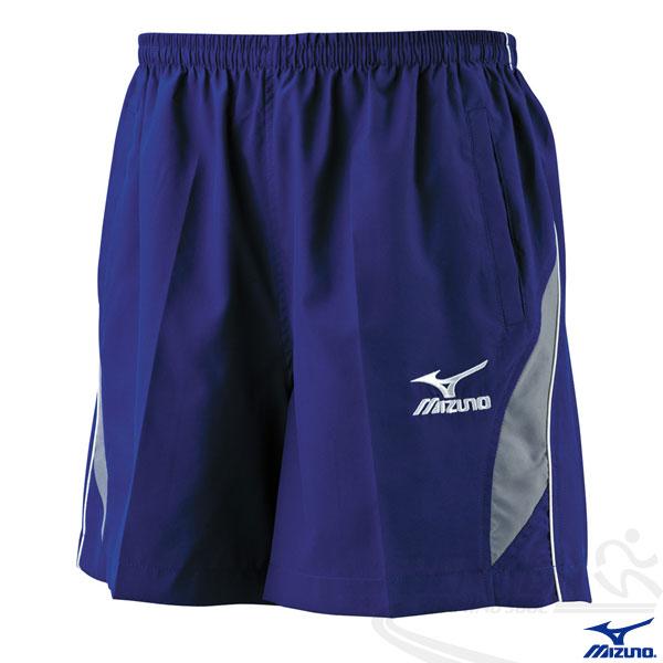 MIZUNO 美津濃 網羽桌褲(深藍) 網球羽球桌球適用運動短褲 吸汗速乾。32TB4A5116