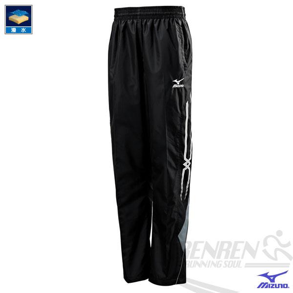 MIZUNO 美津濃 平織運動長褲(黑),XXL.3XL 運動風褲。