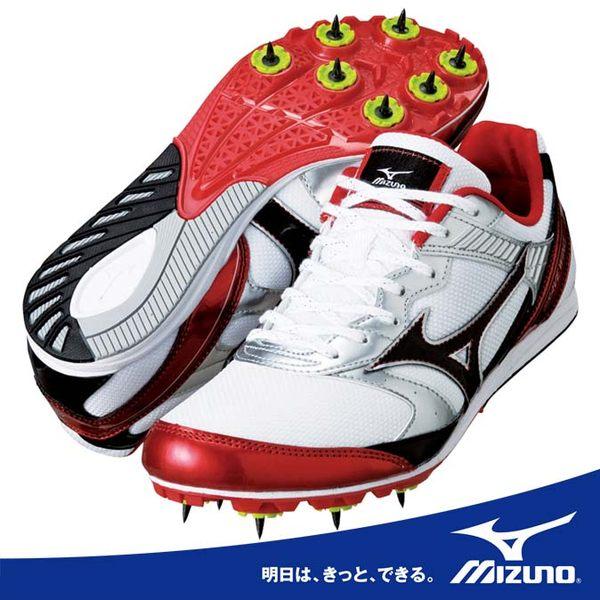 MIZUNO 美津濃 田徑釘鞋 rave Wing FI WIDE 8KM-34609