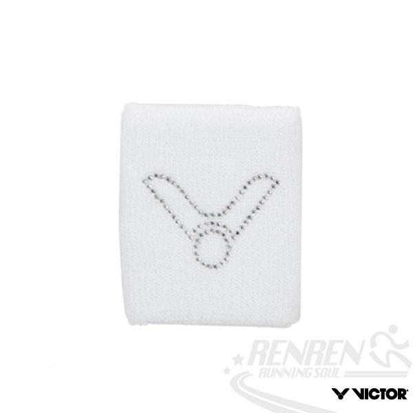 VICTOR勝利 時尚亮采運動護腕(白) C-2050A