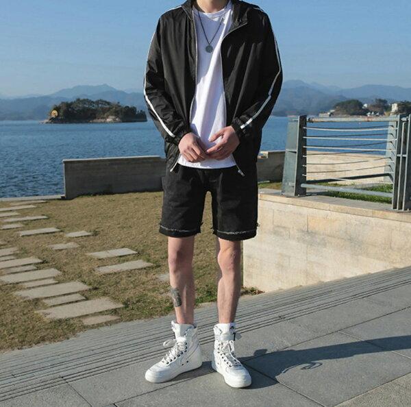 FINDSENSE公司貨 運動夾克 運動外套 風衣 健身 防風 非NIKE 愛迪達 NB Y3