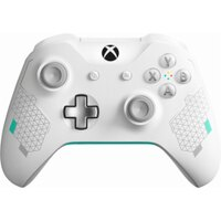 Xbox One Wireless Controller Sport White Special Edition