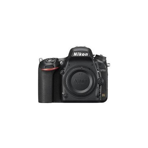 "Nikon D750 24.3 Megapixel Digital SLR Camera Body Only - 3.2"" LCD - 16:9 - i-TTL - 6016 x 4016 Image - 1920 x 1080 Video - HDMI - PictBridge - HD Movie Mode - Wireless LAN 1"