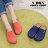 格子舖*【AW340】MIT台灣製 經典時尚帆布 飽和色系 3CM厚底休閒半包鞋 拖鞋 2色 - 限時優惠好康折扣