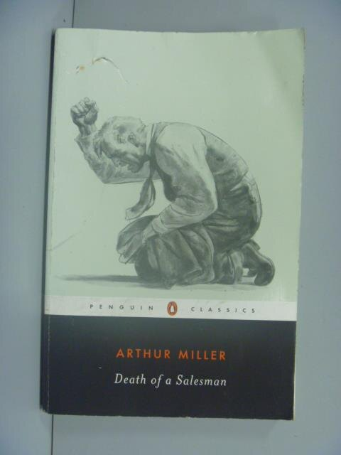 ~書寶 書T3/原文小說_GCB~Death of a Salesman_Miller A