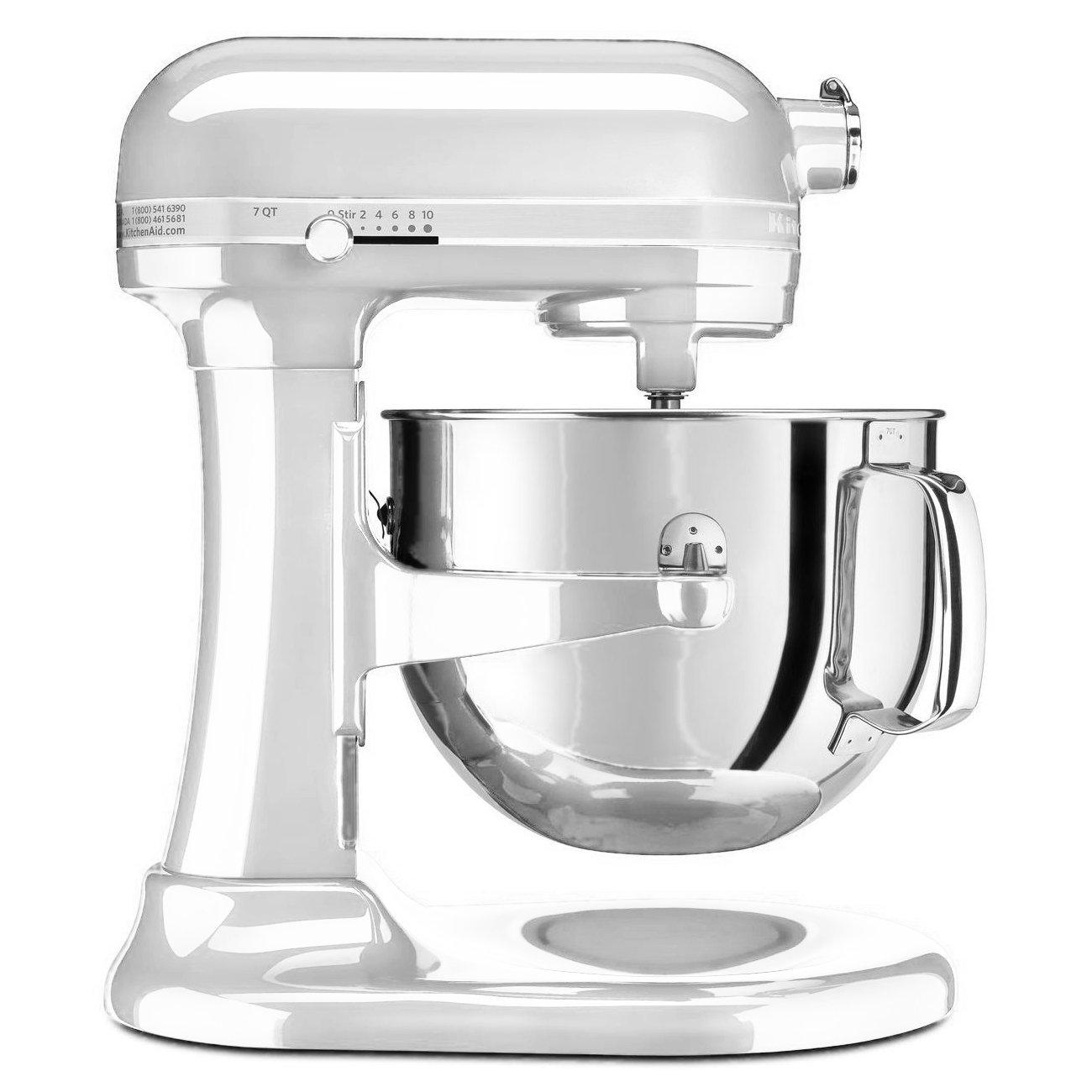 ㊣胡蜂正品㊣ 預購 KitchenAid KSM7586PFP 7-Quart 7QT Pro Line Stand Mixer black 升降式攪拌機 ( 白色 )