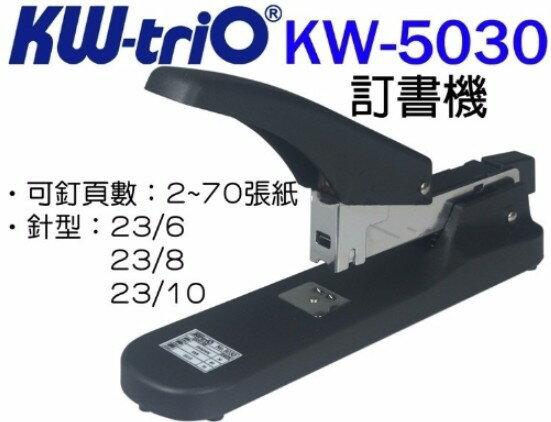 歐菲士多功能釘書機KW-5030