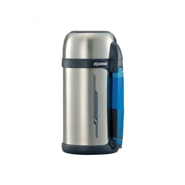 【象印】1.3L不銹鋼廣口真空保溫瓶 SF-CC13-XA(促)