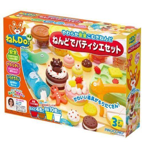 Pinocchio - 黏DO - 可愛夢幻甜點組 (黏土大王) 0