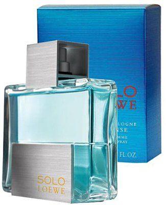 香水1986☆ Loewe Solo Loewe 羅威王子藍色版香水 75ml