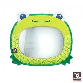 【以色列 Benbat 】後視鏡 (青蛙)【紫貝殼】