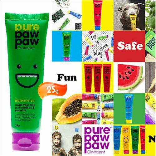 澳洲PurePawPaw神奇萬用木瓜霜-25g(西瓜) [54243]