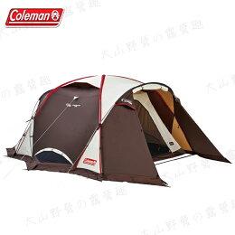 Coleman 氣候達人 NOTOS圓頂 帳篷 家庭 露營帳篷