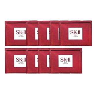 SK-II 全效活膚眼膜 無盒 9片