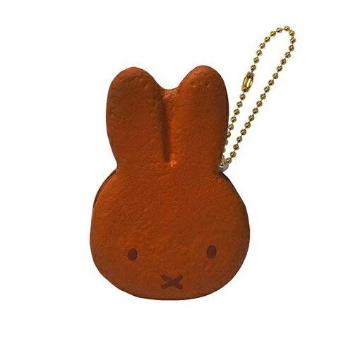 原味款【日本進口正版】米飛兔 甜點 捏捏吊飾 美食 吊飾 擺飾 捏捏樂 Miffy 軟軟 - 611994