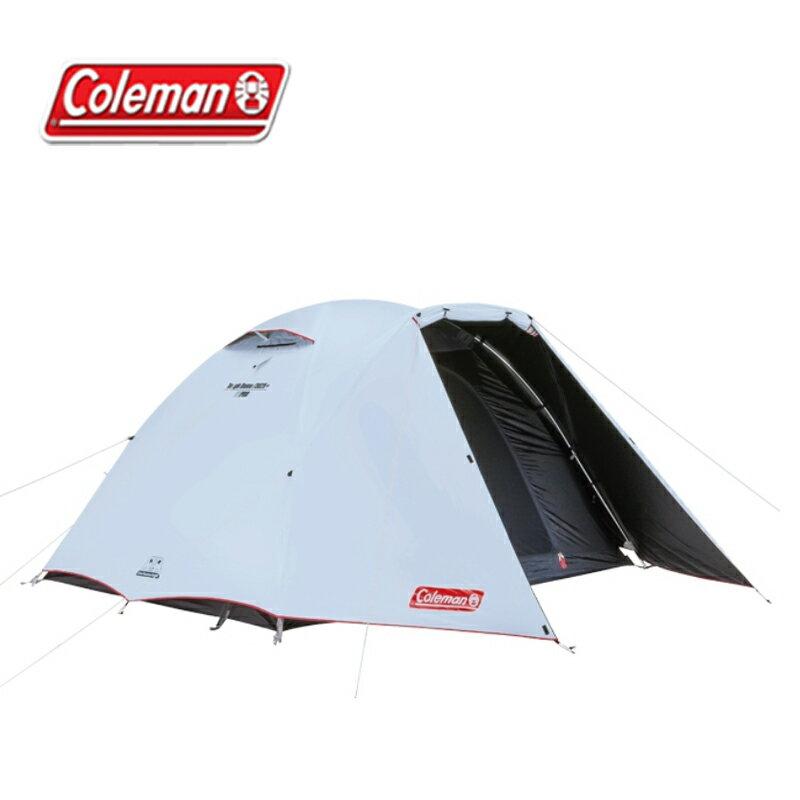 【露營趣】Coleman CM-33133 TOUGH圓頂帳/3025 鋁合金帳篷 帳篷 帳棚 家庭帳 露營帳篷
