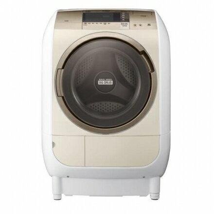 HITACHI 日立 12公斤 洗衣機 風熨斗滾筒洗脫烘 SFBD2900W 左開/ SFBD2900WR 右開