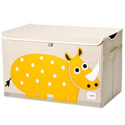 加拿大 3 Sprouts玩具收納箱-犀牛★愛兒麗婦幼用品★