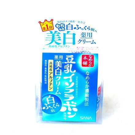 敵富朗超巿:【敵富朗超巿】SANA豆乳美白水凝霜50g有效日期:2019.11.25