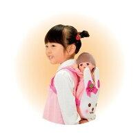 家家酒玩具推薦到【Fun心玩】PL51279 麗嬰 日本暢銷 小美樂娃娃 小兔背帶 嬰兒背帶2016 公主配件 扮家家酒 生日 禮物就在Fun心玩推薦家家酒玩具