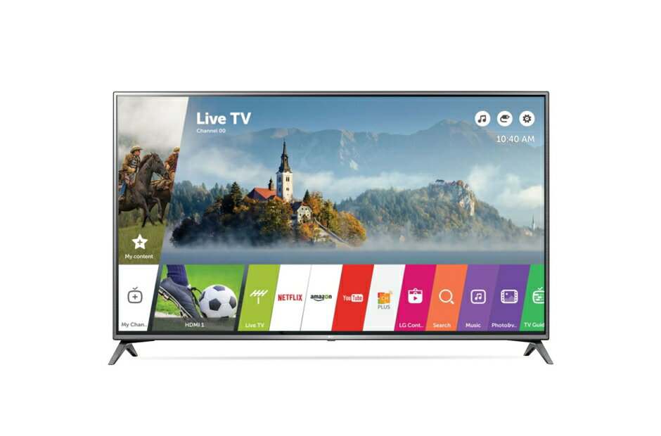 LG 43 Inch 4K Ultra HD Smart TV 43UJ6300 UHD TV 0