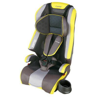 【悅兒樂婦幼用品?】Combi 康貝 New Joytrip S功能成長型安全座椅-活力黃