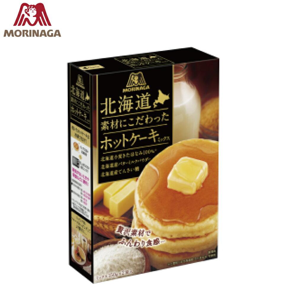 日本-森永頂級鬆餅粉-300g盒