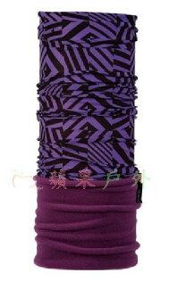 【【蘋果戶外】】BF41785西班牙BUFFPolartec千奇百怪冬季兩段式保暖系列吸濕排汗魔術頭巾