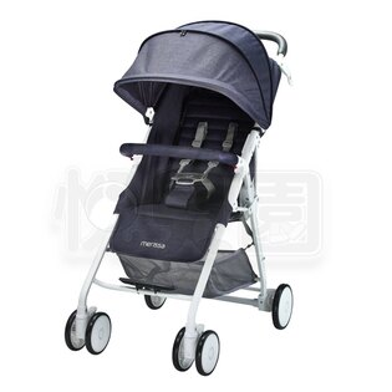 Merissa美瑞莎ARCO(JS-15)都會型嬰兒推車-午夜藍【悅兒園婦幼生活館】
