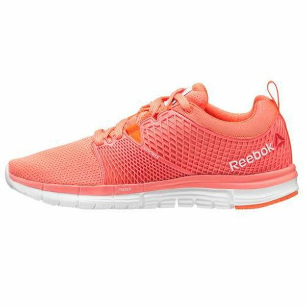 《限時5折》【REEBOK】REEBOK ZQUICK DASH 運動鞋 慢跑鞋 女鞋 橘色 -M49962