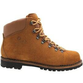 [ Alico ] 061043 Tahoe 義大利手工製 寬楦全皮登山鞋/登山靴 反毛皮駝色款