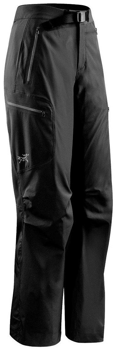 Arcteryx 始祖鳥 登山軟殼褲/透氣抗風耐磨排汗 6756 Gamma LT 黑 女款 Arc\