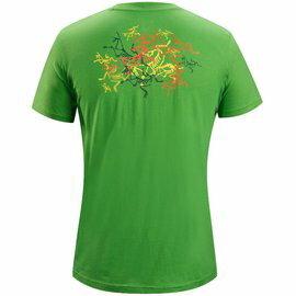 [ Arcteryx 始祖鳥 ] 10309 Multi Bird 草原綠 男款 純棉個性圓領T恤 短袖上衣 Arc'teryx