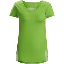 [ Arcteryx 始祖鳥 ] 12093 Kapta Shirt SS 女款 蜜瓜酒綠 輕量透氣短袖圓領排汗衣 Arc\
