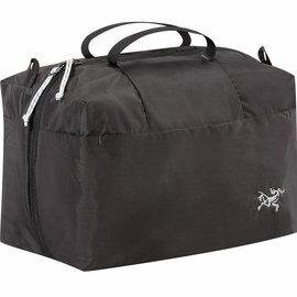 [ Arcteryx 始祖鳥 ] 13976 Index 5+5 旅行衣物打理包/行李收納袋 碳黑 Arc'teryx