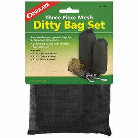 [ Coghlans ] 網狀收納袋 MESH DITTY BAG SET 9869