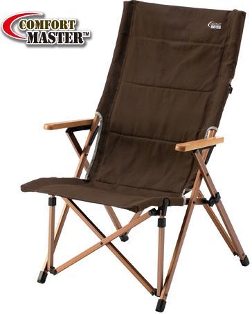 [ Coleman ] Comfort_master 舒適達人帆布高背椅 CM0502 棕