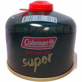 [ Coleman ] 高效能極地瓦斯罐/螺牙式高山瓦斯 230g CM-K200JM000