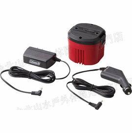 Coleman CPX6充電池組 CM-0322JM000 附AC整流器/DC12V整流器
