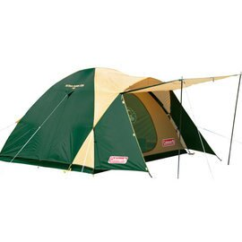 [ Coleman ] 露營帳篷/露營/露營用品 帳棚/蒙古包/4-5人CROSS露營帳/270 CM-7132J