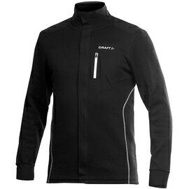 [ Craft ] 1901673 9900 Performance Warm 黑色 男款 全開式長袖拉鍊中層衣 長袖中層保暖刷毛外套