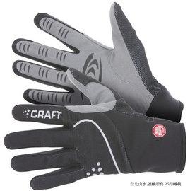 Craft 防風保暖手套 Windstopper 防風手套 193384 黑