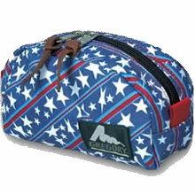 [ Gregory ] Belt Pouch M 日系收納包/腰掛包/筆袋/整理袋/腰包小物袋/化妝包 條紋星 53696