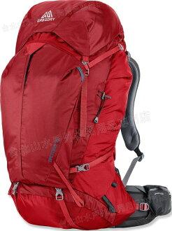 [ Gregory ] 後背包/登山背包/背包客/背包/健行 Baltoro 75 專業登山包 75110 紅