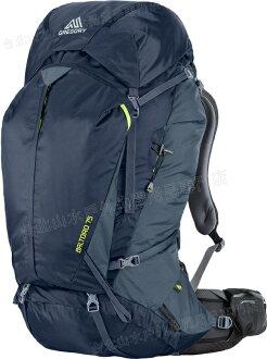 [ Gregory ] 後背包/登山背包/背包客/背包/健行 Baltoro 75 專業登山包 65781/75108 深藍