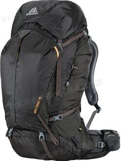 [ Gregory ] 後背包/登山背包/背包客/背包/健行 Baltoro 75 專業登山包 75109 黑