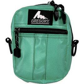 [ Gregory ] Quick pocket M 日系街包/側背包/腰掛包/多功能外掛包 防水布系列 綠 72068