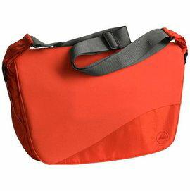 [ Gregory ] Swerve Messenger Bag 美式生活休閒郵差包/單肩包/側背包 番茄紅