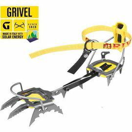 Grivel 全快扣冰爪/冰攀/雪攀/遠征 12爪 G22 COM Crampons RAG22A01 義大利製